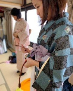 【京都本店】Enjoy!! KIMONO 着付け教室6月開講 @ 京都 きもの京小町